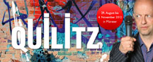The Quilitz Show plays Essen through December 31st